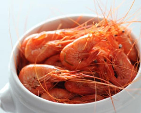 Recette cuisson des crevettes roses bouquets d couvrez - Cuisson des pleurotes recette de cuisine ...