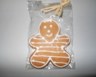 Bonhomme de pain d'épices (Gingerbread man)