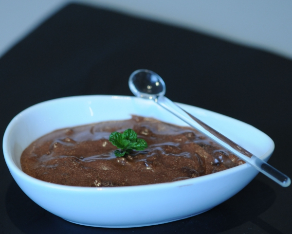 Recette de cuisine : Mousse after eight