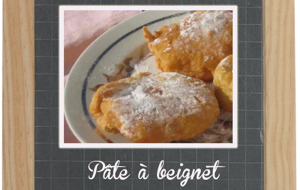 Pâte à beignet