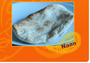 Naan (pain indien)